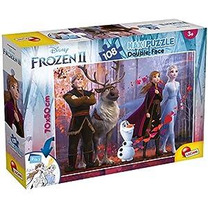 Lisciani Giochi Puzzle Df Supermaxi 108 Frozen 2 Gioco Per Bambini 73399