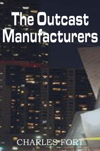 Read Online The Outcast Manufacturers pdf epub