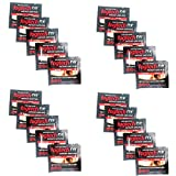 FogTech MotoSolutions DX Anti-Fog Wipes 20 Pack (20-Pack)