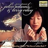Piano Music Of John Adams & Terry Riley by Gloria Cheng-Cochran (1998-06-16)
