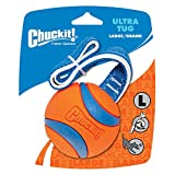 Chuckit Ultra Tug Large Ball 7.3cm, Ultra Dog and Puppy Toy For Sale