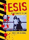 Tesis: Der Snuff Film - UNCUT - 4-Disc Limited Collector's Edition Nr. 09 (Blu-ray + DVD + Bonus DVD + Soundtrack CD) - Limitiertes Mediabook auf 333 Stück, Cover A