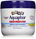 Aquaphor Baby Healing Ointment Diaper Rash and Dry Skin Protectant,42-oz