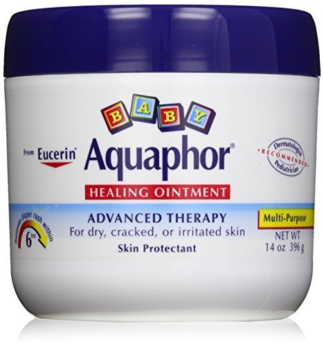 Aquaphor Baby Healing Ointment Diaper Rash and Dry Skin Protectant,42-oz by Aquaphor