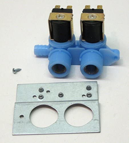 show original title 12NC: 859208561010 Details about  /2 way Inlet Valve for Whirlpool FSRC 80410