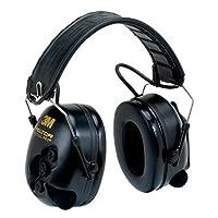 3M Peltor TacticalPro Communications Headset MT15H7F SV, protección auditiva, protección auditiva, NRR 26 dB Excelente para operadores de equipos pesados, trabajadores de aeropuertos, trabajadores de tiro e industriales