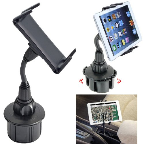 ChargerCity 360º Rotation Bendable Cup Holder Car Mount f...