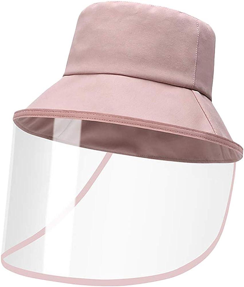 Sombreros para Ni/ños para Ni/ñas Verano con Protector Impermeable Anti-Saliva Protector Inamovible Talla /única