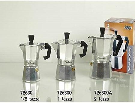 Máquina para cafetera caffã ¨ moka clásica Cubana de 1/2 de la ...
