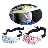 Mimgo Store Baby Kids Stroller Car Safety Seat Sleep Nap Aid Head Fasten Support Holder Belt