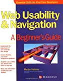 Web Usability and Navigation, Merlyn Holmes, 0072192615