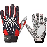 Spiderz Adult Hybrid Batting Glove Silicone Web Palm