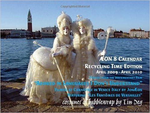 AEon 8 Calendar