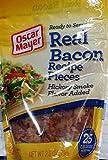 Oscar Mayer Real Bacon Recipe Pieces, Hickory Smoke Flavor 2.8 Oz (Pack of 4)
