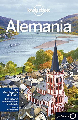 Lonely Planet Alemania (Travel Guide) (Spanish Edition)