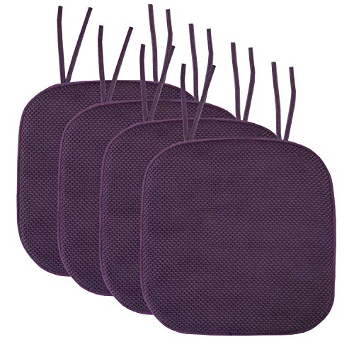 purple outdoor seat cushions - 8