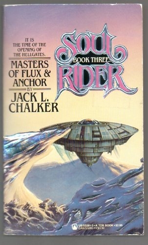 book cover of Masters of Flux and Anchor