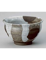 Marumon 6 2inch Set Of 10 Ramen Bowls Grey Ceramic Made In Japan