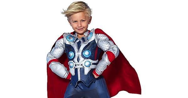 Amazon.com: Tienda de Disney disfraz de los Vengadores Thor ...