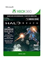 Halo Reach: Anniversary Map Pack - Xbox 360 Digital Code