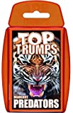 Top Trumps Predators Card Game