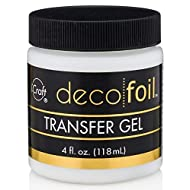 iCraft Deco Foil Transfer Gel, 4 oz