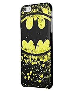 iPhone 6 Case Cover,protective Batman Pattern Phone clear hardshell