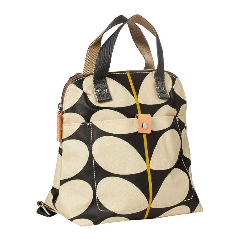 Orla Kiely Small Backpack Tote Bag