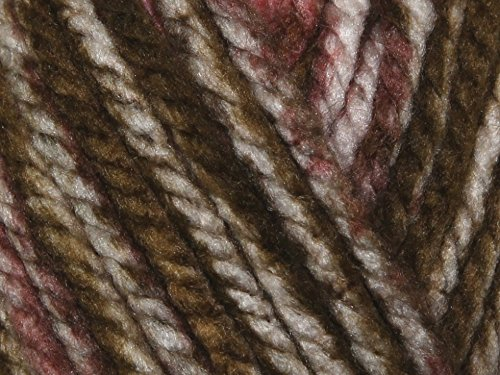 Paintbox Fabric (Robin Paintbox Splash Knitting Yarn Super Chunky 5283 Quartz - per 100 gram ball)