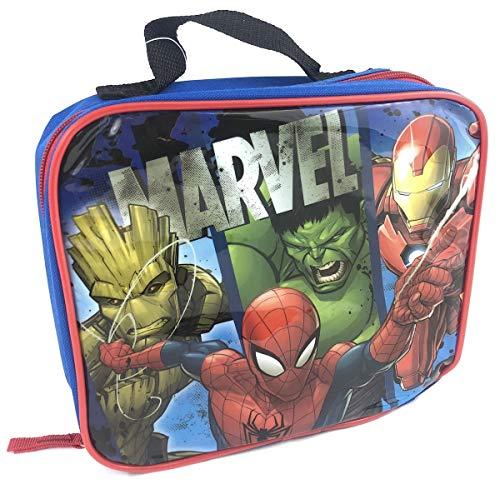 lunch box marvel - 6