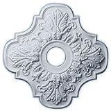 Peralta 17.75'' H x 17 3/4'' W x 1'' D Ceiling Medallion