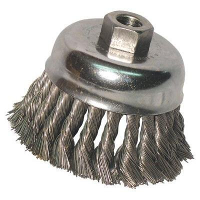 SEPTLS1024DRKC20 - Anchor brand Knot Cup Brushes - 4DRKC20