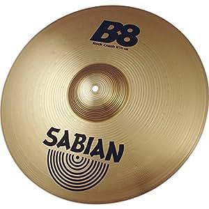 Sabian B8 16 Inch Rock Crash