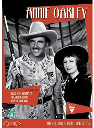 61cad8b7eee Annie Oakley  DVD   Amazon.co.uk  Barbara Stanwyck