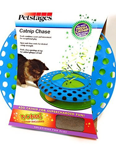 Petstages Cat Balls (Petstages Catnip Chase With Ball And Catnip)