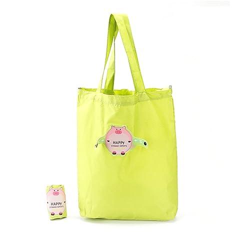 mk. Parque - reutilizable plegable bolsa de la compra Eco ...
