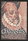Front cover for the book Cervantes; the life of a genius by Fernando Díaz-Plaja