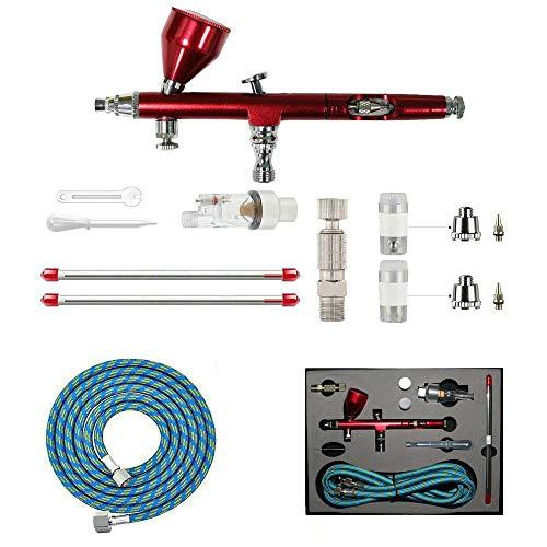 auto airbrush kit - 9