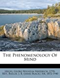 The Phenomenology of Mind, , 1246990997