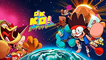 OK K.O.! Let's Play Heroes - Nintendo Switch [Digital Code]