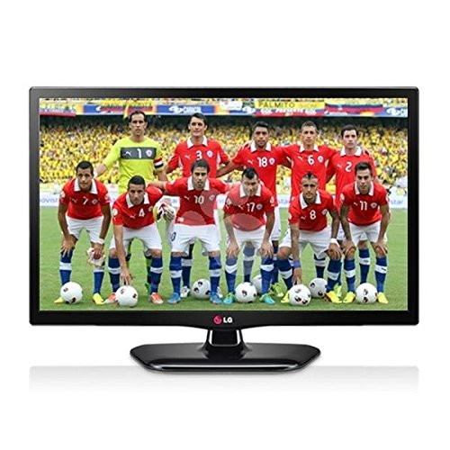 "LG 20MT47 20"" Multi System LED TV, Slim with PC Input & Free HDMI Cable, 110-240V"