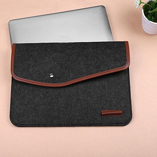 13in Laptop Cover Phone Tablet For Bag Portable Protection Widewing Felt HF8BSB