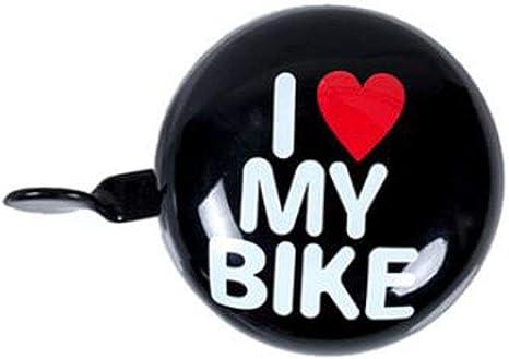Chinashow Bonito Timbre de Bicicleta para Bicicleta con diseño de ...