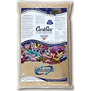 CaribSea Arag-Alive 20-Pound Special Grade Reef Sand, Bahamas Oolite 3