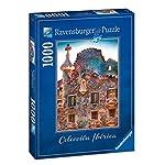 Ravensburger Italy Puzzle Spagna Barcelona 1000 Pezzi 19631