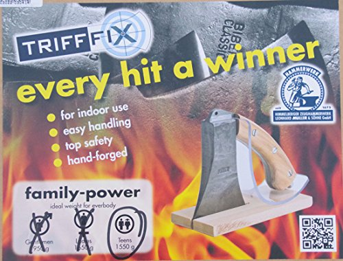 Muller Trifffix kindling splitting axe youth small 1550g 7281,115 by muller