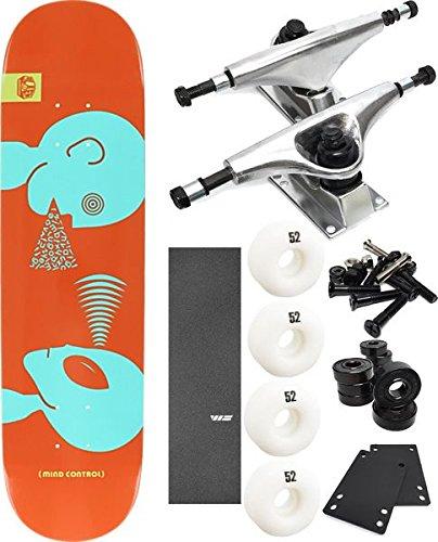 【在庫処分大特価!!】 Alien Workshop Mind 31.25 Control Smallスケートボード7.87 Skateboard