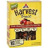 Atkins Harvest Trail Dark Chocolate Cherry & Nut Bar, 5 Bars (Pack of 2)
