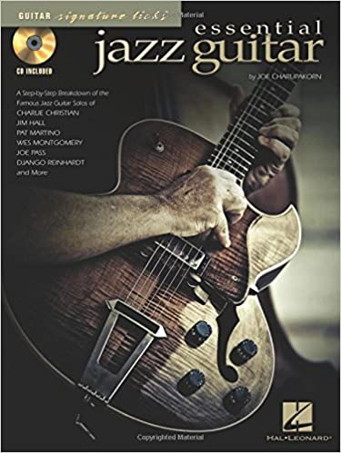 Best guitar jazz lick signature images 224