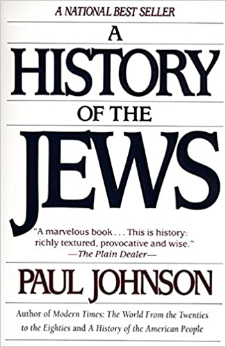 A history of the jews paul johnson 8601400093931 amazon books fandeluxe Gallery